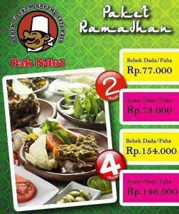 paket ramadhan restoran