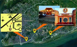 Outlet Blaikpapan