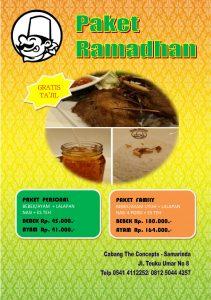 Paket Ramadhan Samarinda