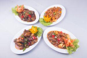 kuliner bebek goreng Pak Ndut Malang