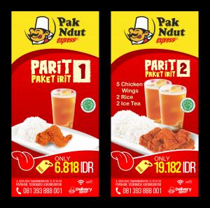Paket Irit Pak Ndut Express