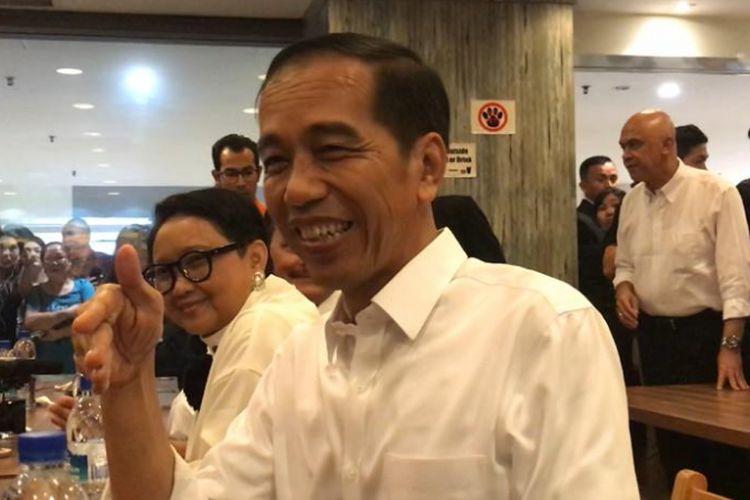 Bebek Goreng Pak Ndut Sukses Pikat Jokowi