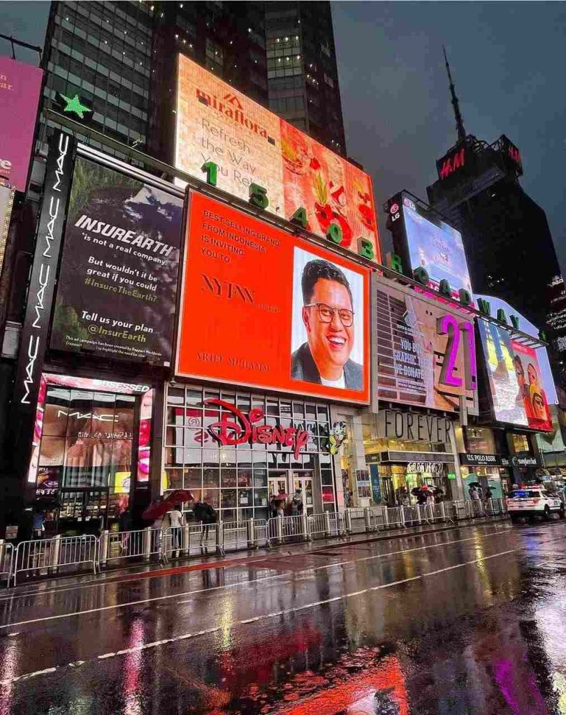 Times Square Brand Lokal